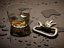 Whiskey and car keys - DWI defense in Texas